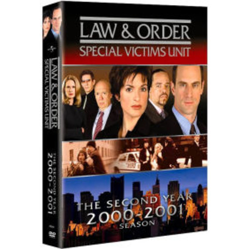 Law & Order Special Victims Unit - The Second Year