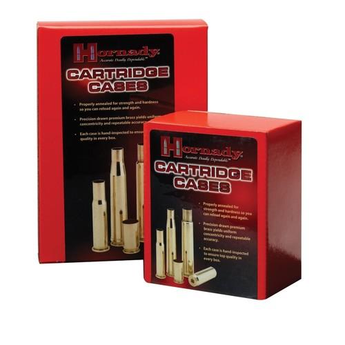 HORNADY Unprimed 40 S&W Cartridge Case, Box of 50