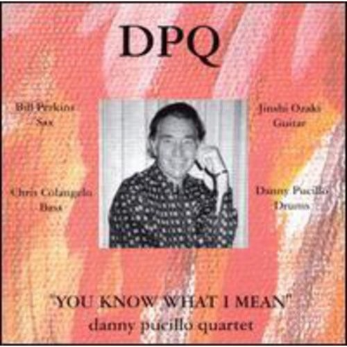 You Know What I Mean [CD]
