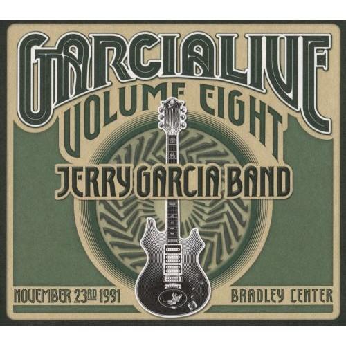 Garcialive, Vol. 8: November 23rd, 1991 Bradley Center [CD]