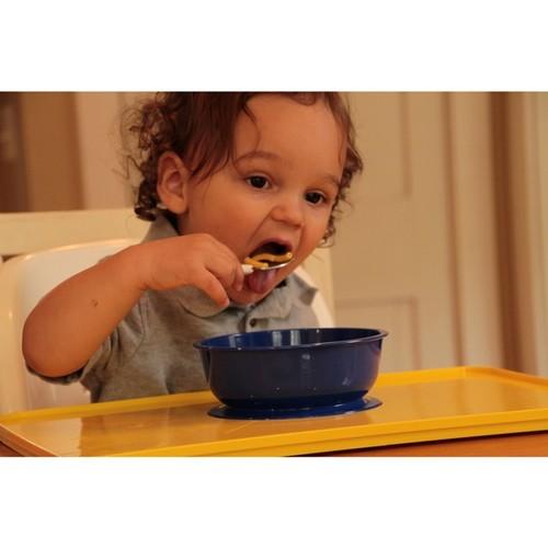 Kranky Pantz Toddler Lock-it-Down Diner, Yellow