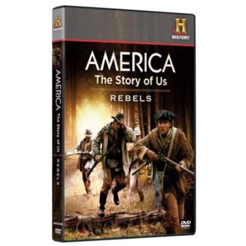 America: The Story of Us, Vol. 1 - Rebels/Revolution [DVD]
