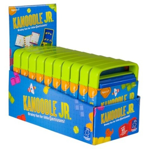 Educational Insights Kanoodle Jr. Spatial Reasoning Strategy Game - Counter Display of 10 8pc