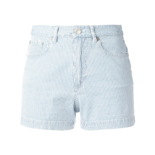 A.P.C. Pinstripe Shorts