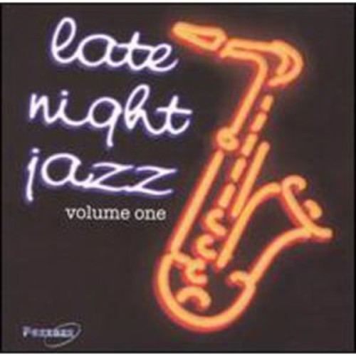 e Night Jazz, Vol. 1 By Various Artists (Audio CD)