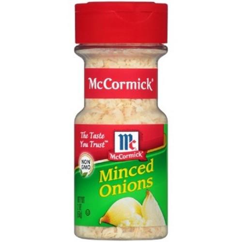 McCormick Minced Onions - 2oz