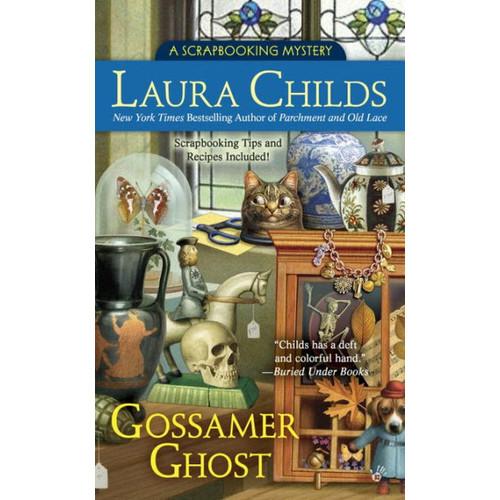 Gossamer Ghost (Scrapbooking Mystery Series #12)
