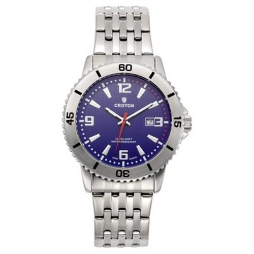 Men's Croton Analog Watch - Silver