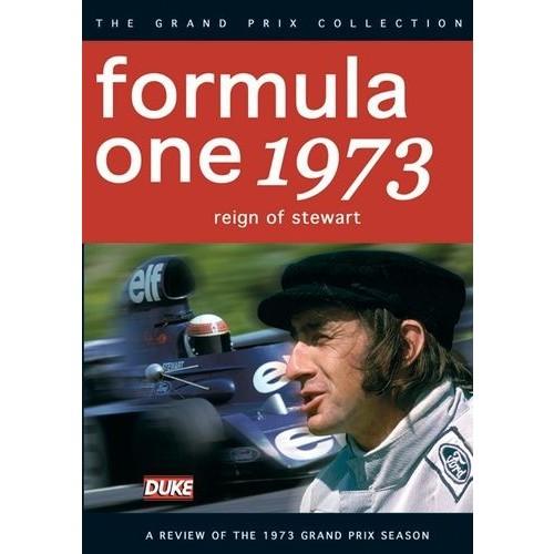 Formula One 1973: Reign of Stewart [DVD] [2004]