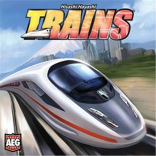 Alderac Entertainment Group Trains Board Game (Gtsd1425)