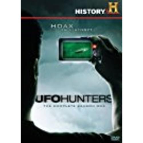 UFO Hunters: The Complete Season Two [4 Discs] [DVD]