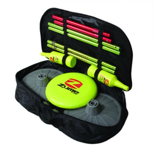 Champion Sports Plastic Assorted Colors Twirl & Jump Set (Set of 6)