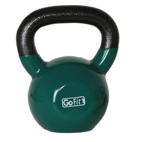 GoFit 35 lb Kettlebell