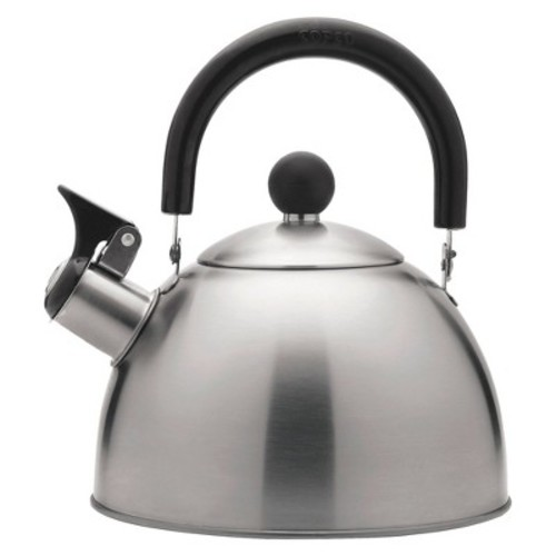 Copco 1.3 Qt.Kettle - Brushed Stainless Steel
