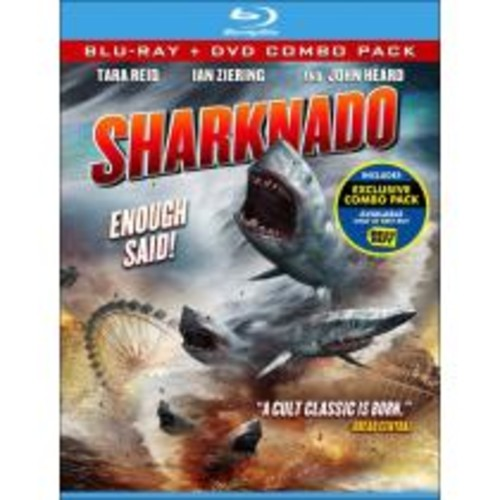 Sharknado [Blu-ray/DVD] [2012]
