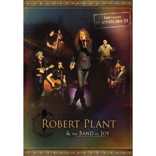 Live From the Artists Den: Robert Plant and the Band of Joy WSE 2/DHMA