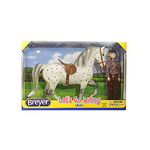 Breyer Traditional Series - English Let'S Go Riding Set