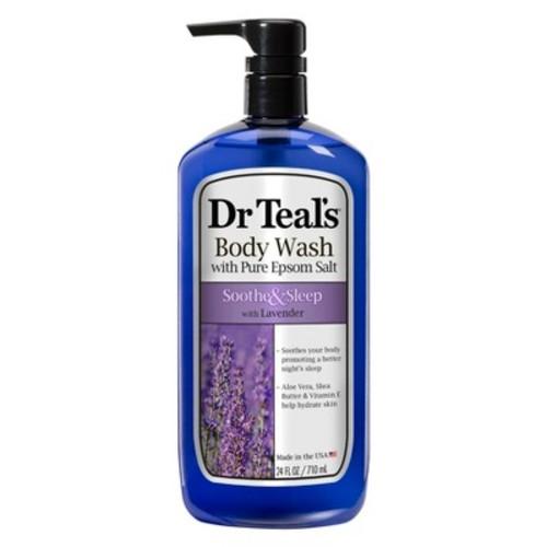 Dr Teal's Body Wash - Lavender - 24 fl oz
