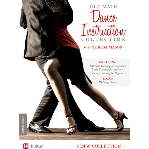 Teresa Mason: Ultimate Dance Instruction Collection (4 Discs)