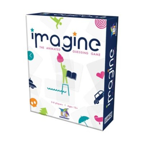 Gamewright Imagine Guessing Game
