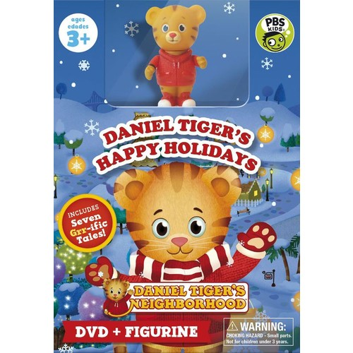 Daniel Tiger's Neighborhood: Daniel's Happy Holidays [DVD]