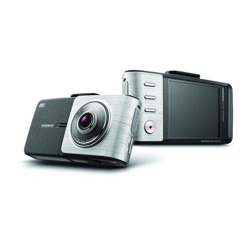 Thinkware Dashcam Thinkware X500 Dash Cam 1080p Sony Exmor with Built-In GPS, 2.7 in. LCD and Thermal Safety Technology