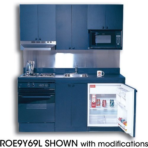 Acme Custom Colors Compact Kitchen ROE9Y69