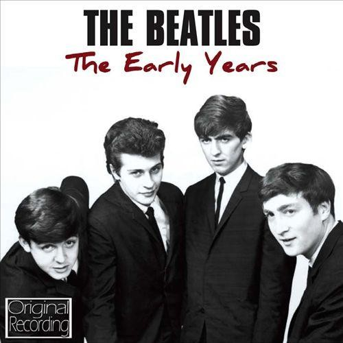 The Early Beatles [CD]