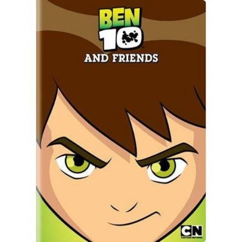 Ben 10 And Friends (Full Frame)
