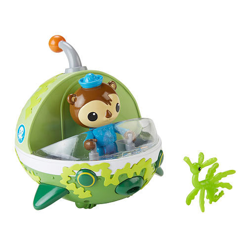 Fisher-Price Octonauts Talking Gup E With Shellington