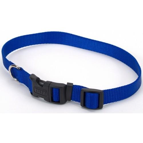 Coastal Pet Pet Products Tuff Buckle Adjustable Nylon Small and Medium Dog Collar