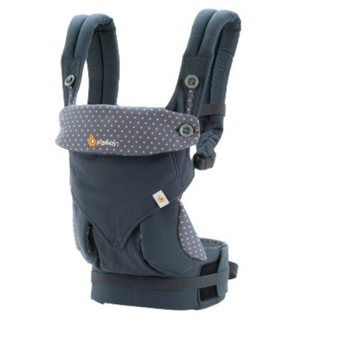 Ergobaby 360 All Carry Positions Ergonomic Baby Carrier - Dusty Blue