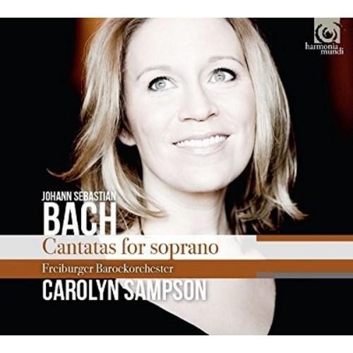 Carolyn Sampson - Bach:Cantatas Bwv152 199 & 202 (CD)