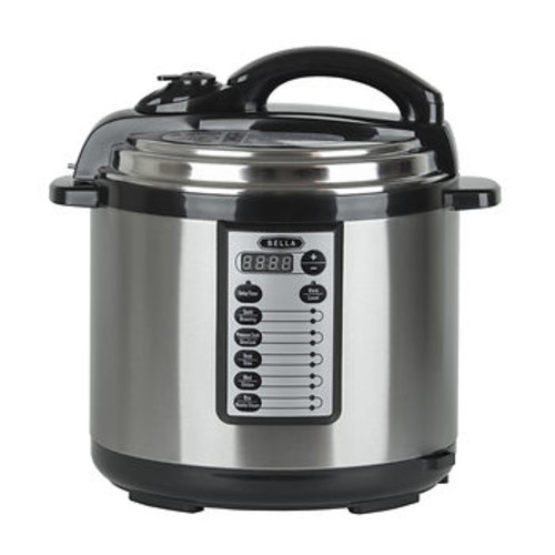 Bella 8-Qt. Pressure Cooker