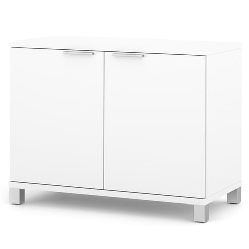 Bestar Filing Cabinets & File Storage Bestar Pro-Linea 2-door Storage Unit