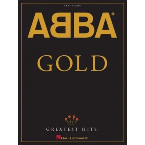 ABBA - Gold: Greatest Hits for Easy Piano