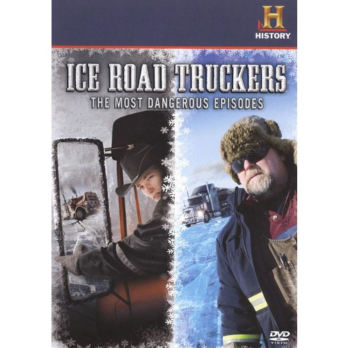 Ice Road Truckers: The Most Dangerous Episodes [DVD]