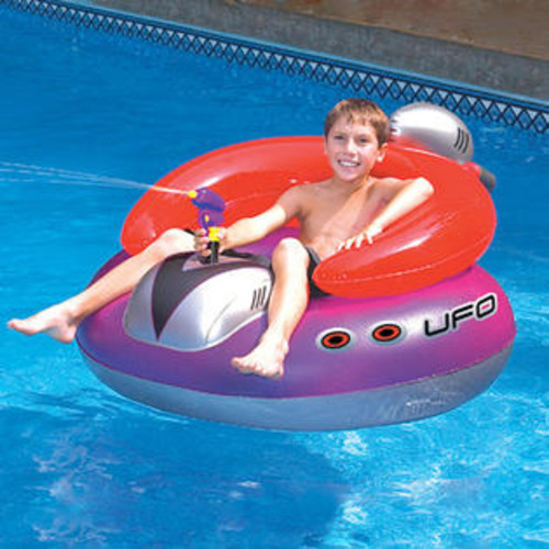 Swimline UFO Spaceship Inflatable Pool Toy