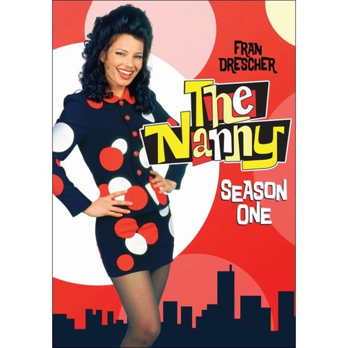 The Nanny: The Complete Second Season [2 Discs] [DVD]