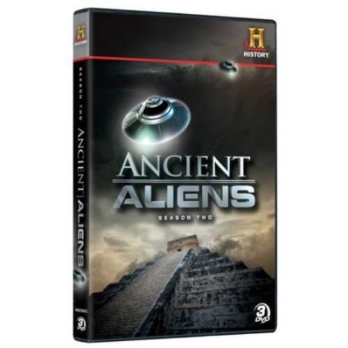 Ancient Aliens: Season Two [3 Discs] [DVD]
