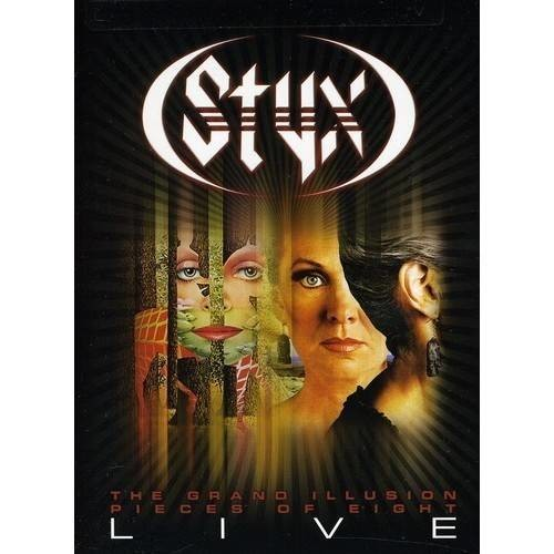 Styx: The Grand Illusion / Pieces Of Eight - Live