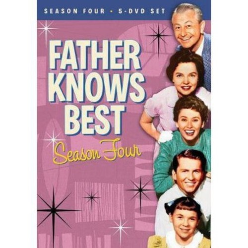 Father knows best:Season four (DVD)