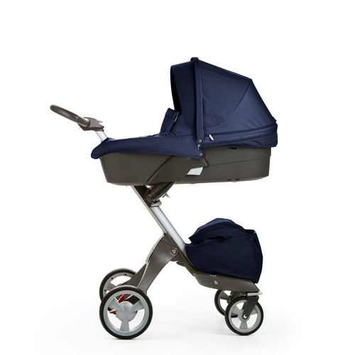 Stokke Xplory Carry Cot - Blue