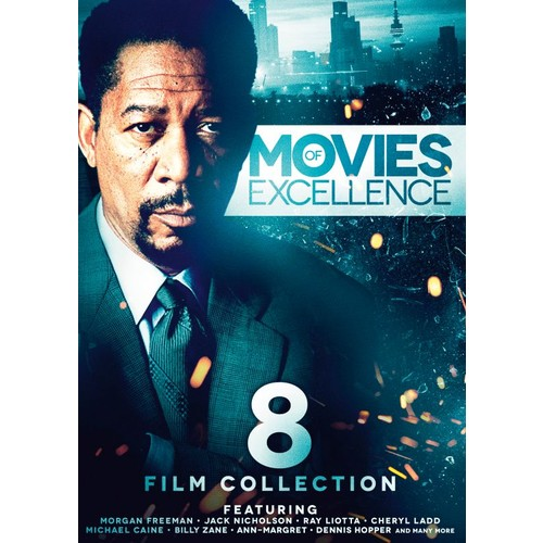 Movies of Excellence: 8-Film Collection [2 Discs] [DVD]
