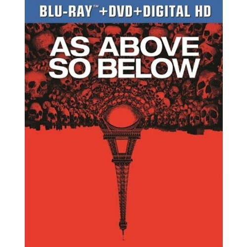 As Above, So Below (2 Discs) (Includes Digital Copy) (UltraViolet) (Blu-ray/DVD)