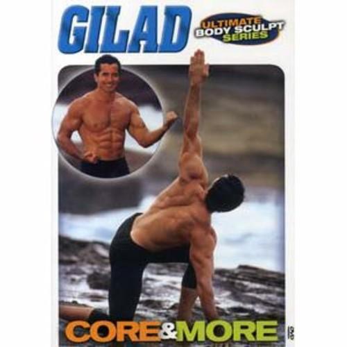 Gilad: Ultimate Body Sculpt Series - Core and More DD2