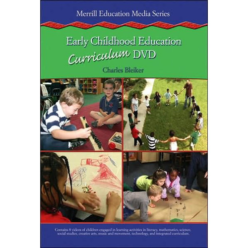 Early Childhood Education Curriculum DVD / Edition 1