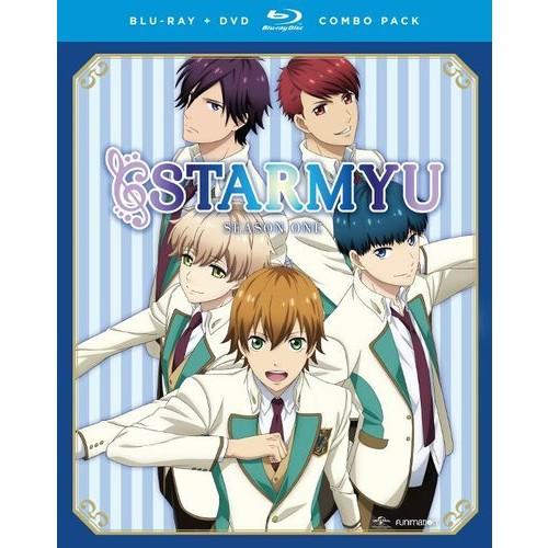 Starmyu: Season One [Blu-ray/DVD] [4 Discs]