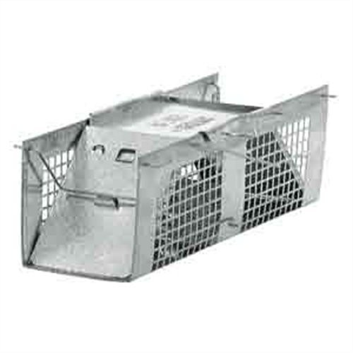Havahart 1020 Live Animal Two-Door Mouse Cage Trap [10L in.]