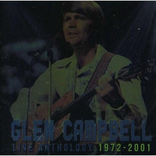 Live Anthology 1972-2001